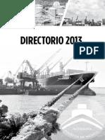 Directorio de Empresas Del Puerto de Altamira 2013