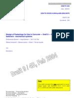 Cen/Tc 250/Sc 2/Wg 2 n 0157