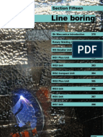 15 Line Boring Equipment