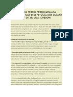 Tips Menjaga Kesehatan Bagi Petugas Dan Jamaah Haji (dr. Hj. Liza RSUD WALED CIREBON)