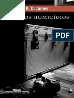 JAMES, P. D. Sala Dos Homicidios