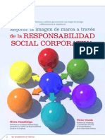 Mejorar la imagen de marca a través de la responsabilidad social corporativa