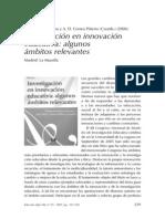 Investigación en innovación