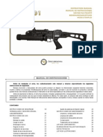 Manual de Instrucciones Cz 805 G1 Es