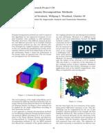 Domain Decomposition Methods