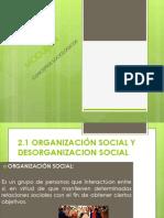 Conceptos Sociologicos, Modulo 2