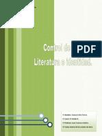 Literatura e Identidad. Xiomara Silva
