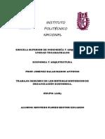 LOS SISTEMAS HISTORICOS DE ORGANIZACIÓN ECONÓMICA