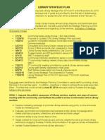 Sierra Madre Library Friends Newsletter Insert - February 2014