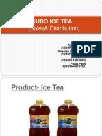 Cubo Ice Tea