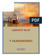 Ludovico Silva - Contracultura y Humanismo