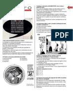 Aula 01 - Interpretação de texto - prof. Helio Taques