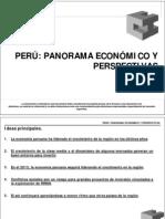 3. Panorama Economico 2013