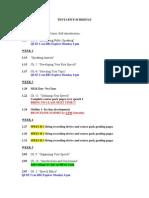 Tentative Schedule Spring 2014(1)