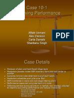Case 10-1