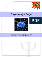 Psychology Page - Free eBook