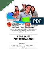 Manual AutoCad Land 2008