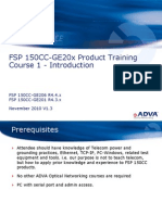 Adva - Training - FSP 150CC-GE20x R4.x Course - 1 - Introduction