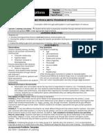 assessment portfolio
