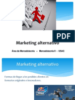 14 Marketing Alternativo