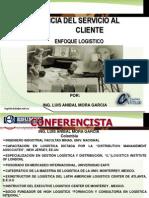 8. Gerencia del Servicio al Cliente (Enfoque LogÃ-stico)