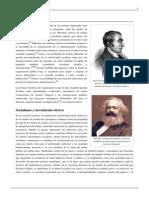 4.- El Socialismo