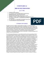 A. W. Pink - Deuteronomio