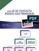 Lentes De Contacto Rígidos Gas Permeables