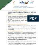 preguntas frecuentes sobre la alineacion del examen saber 11 2014.pdf