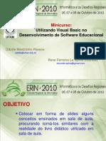 Minicurso VBA ERIN 2010