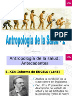 antropología de la salud