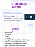 Assisted Breech Delivery1