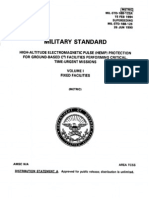 DOD Electromagnetic Pulse Protection Manual