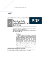 synthetic methodologies of furan derivatives