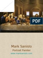 Mark Sanislo - Portrait Painter