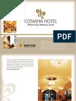 Cosiana Hotel - Casestudy