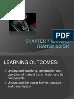 7 Manual Transmission UPDATED