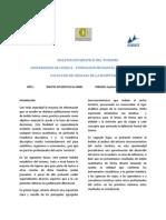 Analisis Economico Del Turismo BOLETIN # 000 (Borrador)