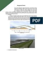 Bangunan Pantai (onshore structure) dan Bangunan Lepas Pantai (offshore structure)