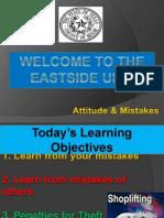 attitude  mistakes jet 2