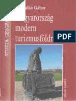 Michalko.gabor Magyarorszag.modern.turizmusfoldrajza.ebook Csikbaro