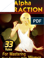 19856136 Alpha Attraction Rules to Master Success With Women
