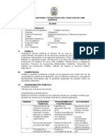 Silabo Analisis Numerico Verano 2013 0