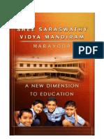 Marayoor School Project