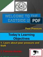 peer pressure jet 1