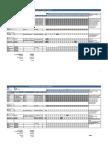 Media Schedule, Paddy Boylan 16.11.13
