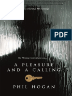 February Free Chapter - A Pleasure and a Calling by Phil Hogan