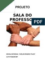 Projeto Sala Do Professor
