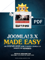 Joomla made easy