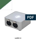 Mydmx Lighting Manual